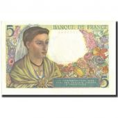 France, 5 Francs, 5 F 1943-1947 Berger, 1943, KM:98a, 1943-06-02, UNC(60-62)