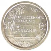 Polyn�sie Fran�aise, 50 centimes Test