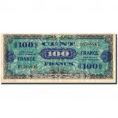 France, 100 Francs, 1945 Verso France, 1945, 1945, KM:123a, TTB, Fayette:VF25.1
