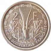 French Occidental Africa, 2 Francs Test