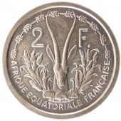 French Equatorial Africa, 2 Francs Test