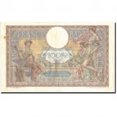 France, 100 Francs, 100 F 1908-1939 Luc Olivier Merson, 1913, KM:71a