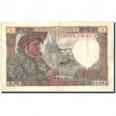 France, 50 Francs, 50 F 1940-1942 Jacques Coeur, 1941, KM:93, 1941-12-18