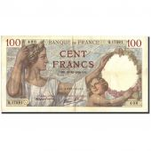 France, 100 Francs, 100 F 1939-1942 Sully, 1940, 1940-12-19, KM:94, TTB+