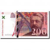 France, 200 Francs, 200 F 1995-1999 Eiffel, 1999, 1999, NEUF, Fayette:75.5