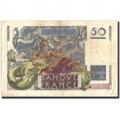 France, 50 Francs, 50 F 1946-1951 Le Verrier, 1947, 1947-06-12, KM:127b