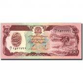 Banknote, Afghanistan, 100 Afghanis, undated (1979-91), Undated, KM:58a
