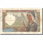 France, 50 Francs, 50 F 1940-1942 Jacques Coeur, 1941, 1941-01-23, TB+