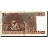 France, 10 Francs, 10 F 1972-1978 Berlioz, 1977, 1977, VF(30-35)
