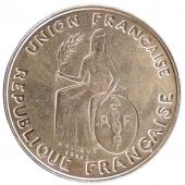French Oceania, 2 Francs Essai