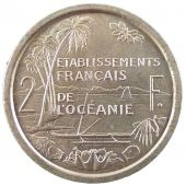 French Polynesia, 2 Francs Essai