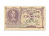 1 Franc Type Soci�t� G�n�rale Purple
