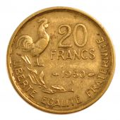 IV th Republic, 20 Francs G. Guiraud