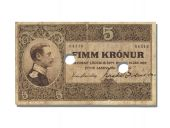 5 Kronur Type January 12th 1900 Christian X