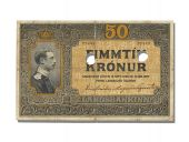 50 Kronur Type Christian X