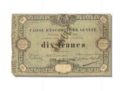 10 Francs Type Caisse d'Escompte de Gen�ve