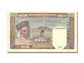 100 Francs Type 1938 watermark « Letters »