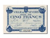 Nevers, 5 Francs, 1940