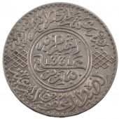 Marocco, Moulay Yussef Ist, 10 Dirhams
