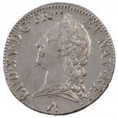 LOUIS XV, �cu with the Old Head