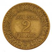 III rd Republic, 2 Francs Commercial Chamber