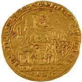 Philip VI of Valois, gold Ecu with chair