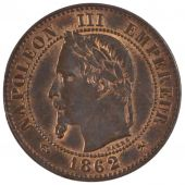 Second Empire, 2 Centimes Napol�on III with laureate head