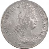 Louis XIV, Ecu with 8 L second type
