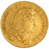 Louis XIV, Double Louis d'or � l'�cu