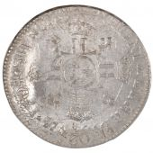 Louis XIV, 1/2 Ecu aux 8 L second type, buste du type aux palmes