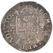 Belgium, Brabant, Philippe II of Spain, 1/5 Ecu