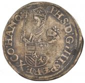 Hainaut, Philippe II of Spain, Half Ecu of Estates