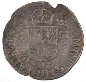 Artois, Philip II of Spain, 1/5 Ecu
