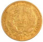 IInd Republic, 10 Francs or C�r�s