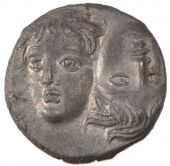 Thrace, Istros, Drachme