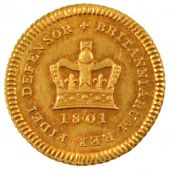 Great Britain, Georges III, 1/3 Guinea