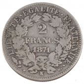 Government of National Defense, 2 Francs Ceres