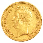 Louis Philippe I, 20 Francs or Naked Head