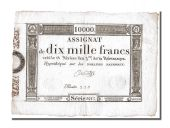 10 000 Francs Domaines Nationaux type, signed by Jacinte