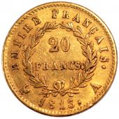 First French Empire, 20 gold Francs with Empire on reverse