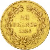 Louis Philippe I, 40 gold Francs