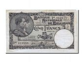 Belgium, 5 Francs, type S�rie Nationale