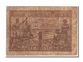 Occidental Africa, 1 Franc, type 1944