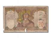 Indochine, 20 Piastres, type 1921-1928