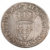 Louis XIV, 1/2 Ecu with long lock
