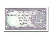 Pakistan, 2 Rupees, type 1983-1985