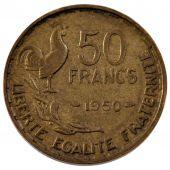 French Fourth Republic, 50 Francs Guiraud