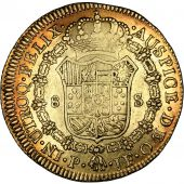 Colombie, Charles IV, 8 Escudos