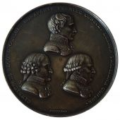 Consulat, Medal promulgation of the treaty of Amiens 1802