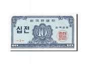 South Korea, 10 Jeon, type 1962